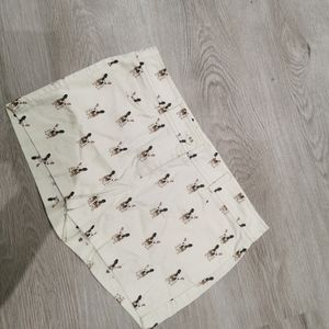 Cute novelty shorts with dog prints